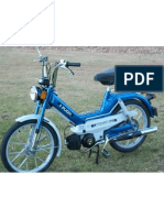 1976 Puch Maxi Moped Wiring Diagram