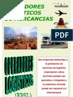 operadores logisticos