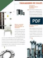 Catálogo Trocadores de Calor
