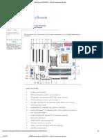 Intel® Desktop Board D975XBX2 — Board component diagram.pdf
