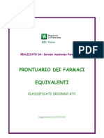 PRONTUARIO FARMACI EQUIVALENTI 12-07-2012