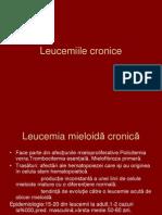 Leucemiile Cronice