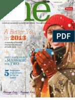 Massage Envy Magazine, Winter 2013