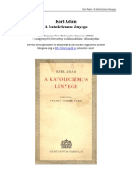 KarlAdam_Akatolicizmuslenyege1