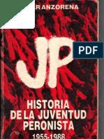 jP Historia de la Juventud Peronista 1955-1988