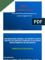 06 - Mini-Curso Encontro Geo UFES Geoprocessamento