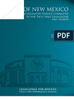 Legislative Finance Committee FY 2014 Budget Recommendation