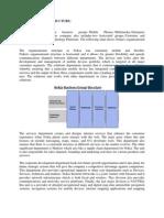 Organizational Structure Nokia