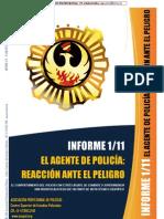 (Ebook) El Agente de Policia, reacción ante el peligro