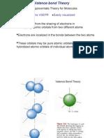 Valence Bond Theory