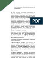 Analizatorul CA Mecanism Al Senzatiei