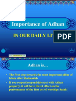2. the Message of Adhan-Abduazeez