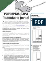 Parcerias Para Financiar Seu Jornal