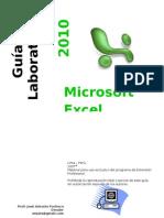 Guía de Excel PARA SAN PABLO
