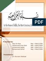 Leadership Qualities of Hazrat Umar-e-Farooq (R.A)  & Bill Gates