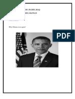 Obama Assignment