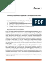 La teoría de Vygotsky_Principios de la psicología y la educación
