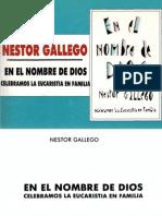 En El Nombre de Dios Nestor Gallego
