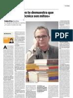 Entrevista Pablo d'Ors