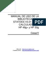 manual de statdes