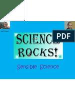 sensible science
