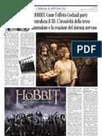 L'Hobbit. Come l'effetto Cocktail party neutralizza il 3D