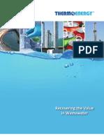 ThermoEnergy Water Corporate Brochure