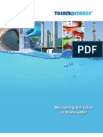 ThermoEnergy Water Corporate Brochure