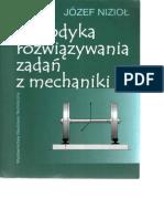 Metodyka rozw zadań z mechaniki J. Nizioł