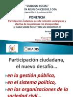 Politicas publicas participativas