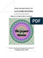 The Gayatri Man Thr a 7854