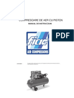 Manual compresoare cu piston FIAC