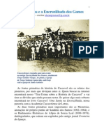 Os pioneiros e a Encruzilhada dos Gomes