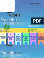 Tutorial Modellus 4
