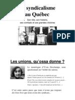 Le Syndicalisme-Version Longue (Diffusion)