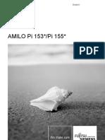 Amilo Pi 153 / Pi 155