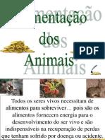 Alimentação Nos Animais