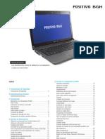 manual pc m400 bgh