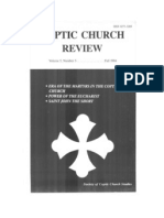 Coptic Church Review