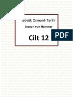 Hammer - Büyük Osmanlı Tarihi 12.Cilt