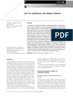 The 'hygiene hypothesis' for autoimmune and allergic diseases- an update.pdf