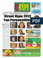 Street Hype - January 1-18, 2013