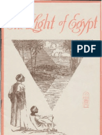 AMORC  - The Light of Egypt, April 1930