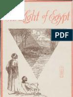 AMORC  - The Light of Egypt, April 1930