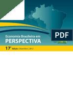 Economia Brasileira Perspectiva--17ed, Dezembro 2012
