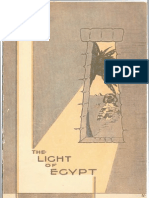 AMORC - The Light of Egypt, 1931