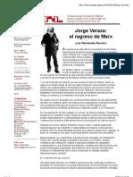 Jorge Veraza El Regreso de Marx-2