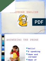 Telephone English