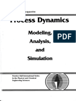 B.W. Bequette -Process Dynamics- Modeling, Analysis and Simulation