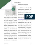 You & Starbucks